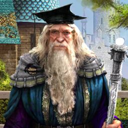 I just played Magic Academy http://www.wildtangent.com/Games/magic-academy