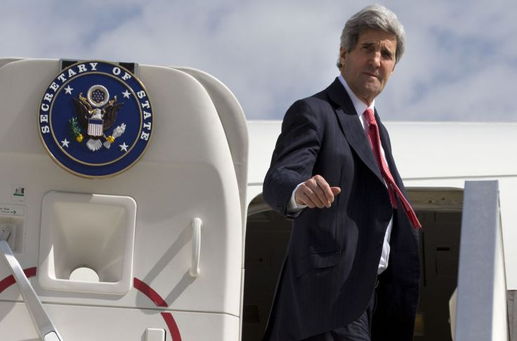 ULTIMA HORA! John Kerry cancela su viaje a Cuba