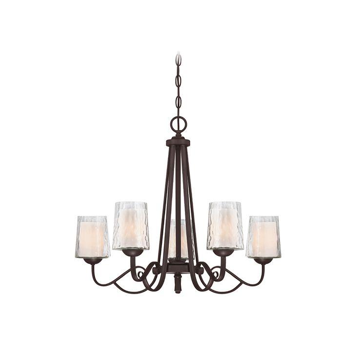 Adonis Five Light Chandelier - Elstead Lighting QZ/ADONIS5 - Netlighting Ltd