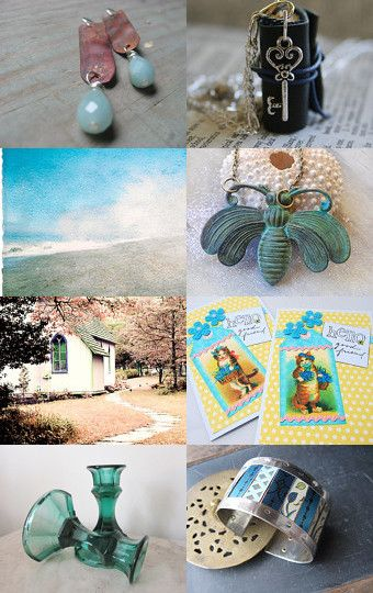 Thank You for finding the key to my heart! by Diana on Etsy--Pinned with TreasuryPin.com