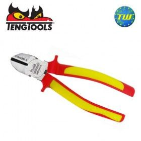 """Teng 6"""" Insulated VDE Side Cutters Pliers 150mm 1000V MBV441-6"""