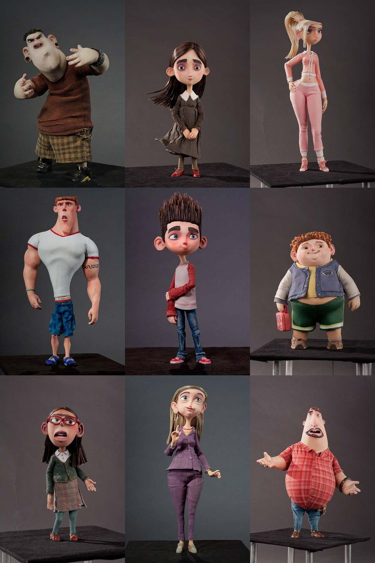 Laika PARANORMAN★ Find more at http://www.pinterest.com/competing/