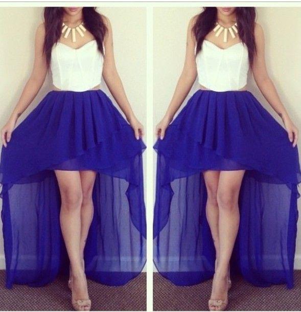 1000+ ideas about Hi Low Dresses on Pinterest   Apricot ... - photo#4