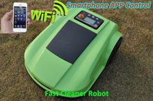 2016 New 4th Generation Auto Lawn Mower Robot S520 With Smartphone App Wireles Control+Water-Proofed Charger+Electronic Compass //Price: $US $1098.75 & Up to 18% Cashback on Orders. //     #fashion