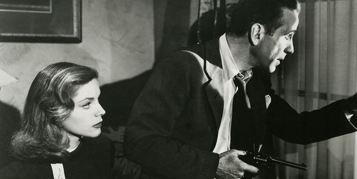 The Big Sleep 1946, Howard Hawks)