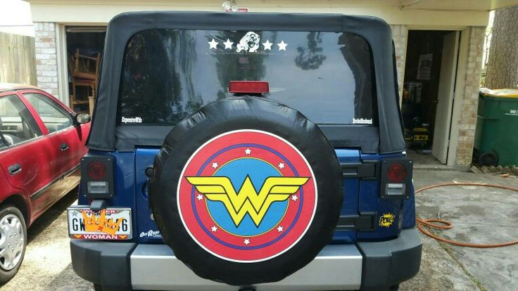 Superman Car Accessories: 25+ Best Ideas About Jeep Wheel Covers On Pinterest