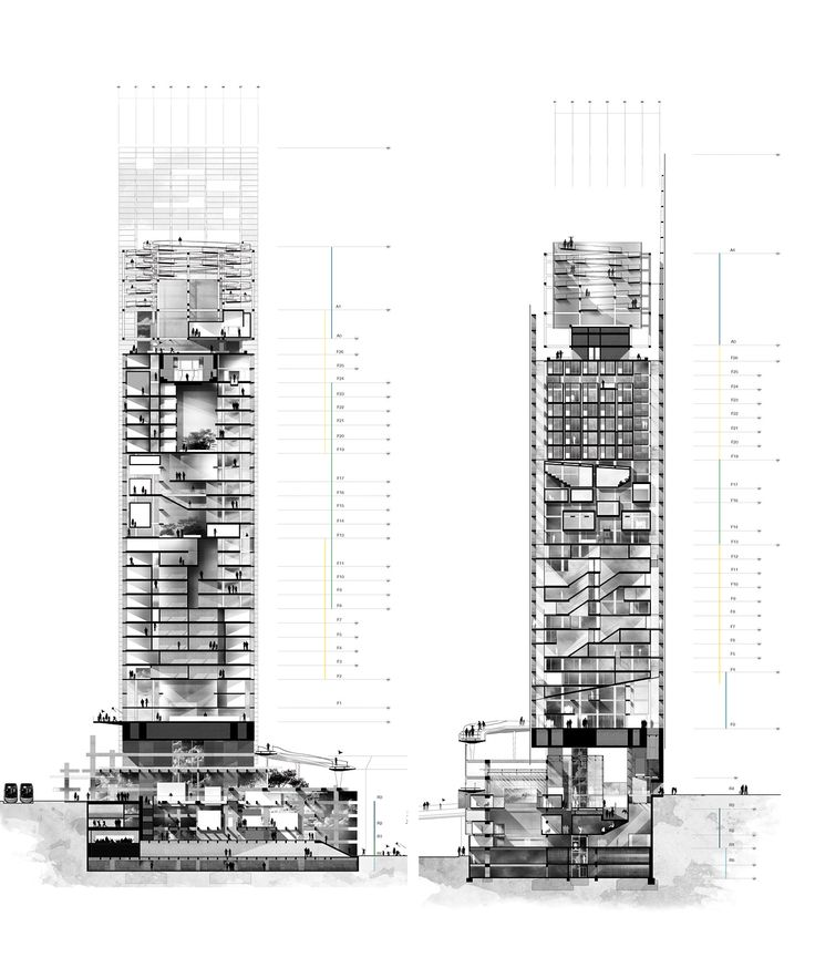 Architectural Drawings Of Skyscrapers 1143 best dynamic architecture images on pinterest | architecture