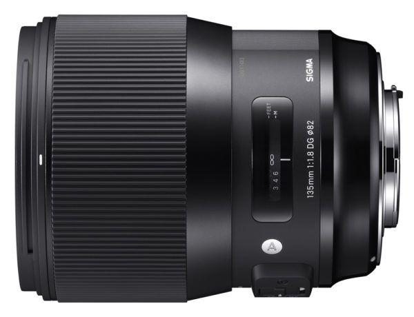 The Sigma 135mm 1.8 DG ART Series Portrait Lens - FIRST LOOK