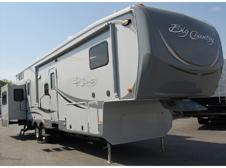 Used 2011 #Heartland Big country #Fifth_wheel in Buford @ RvStock.Net