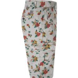 Bob Herren Hose Cargo-Shorts, Baumwolle, multicolor gemustert Bob