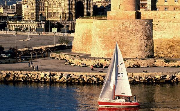 Marselha é a Capital Europeia da Cultura em 2013