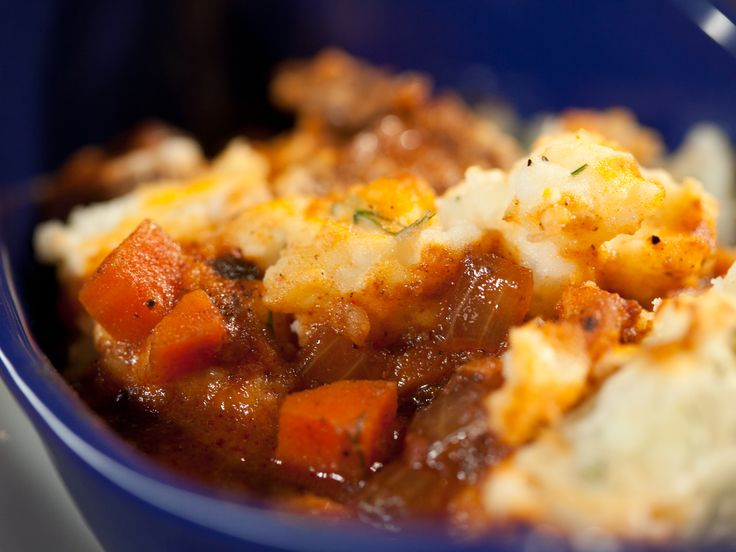 Hungarian-Style Shepherd's Pie - This dish will be going with us to the Smokey Mountains next week!
