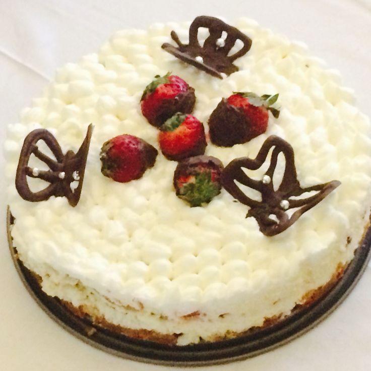 My delicious cake..!!