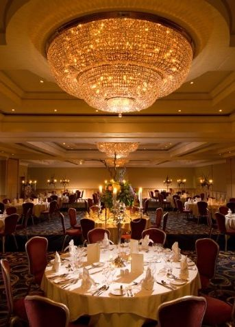 Ballroom at Conrad Dublin