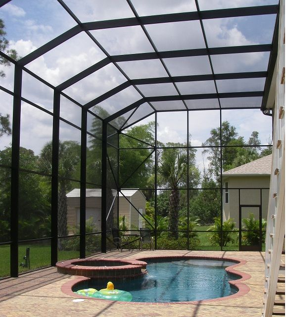 17 Best Ideas About Screened Pool On Pinterest Outdoor