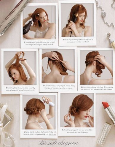 549 Best Hairstyles Images On Pinterest Hair Ideas Hairdos And Hairstyle