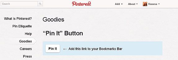 Pinterest: la nueva red social donde 'pinchar' contenidos (y sus cuestiones legales) - RTVE.es