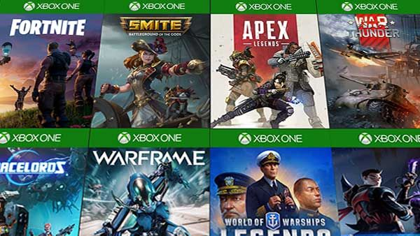 The Best New Free Xbox One And Xbox One X Games Of 2019 Xbox One Free Xbox One Xbox