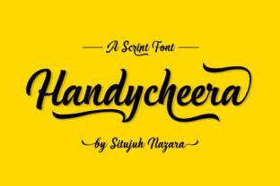 Handycheera - Creative Fabrica