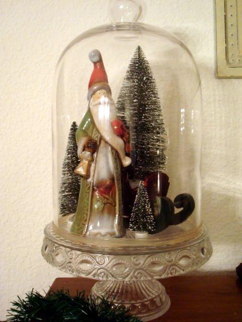 christmas cloches | Christmas Cloches | Christmas Under Glass