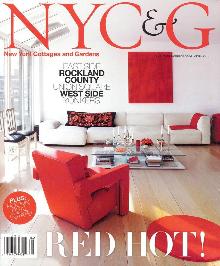 New York Cottages & Gardens - UTRECHT, design Gerrit Thomas Rietveld