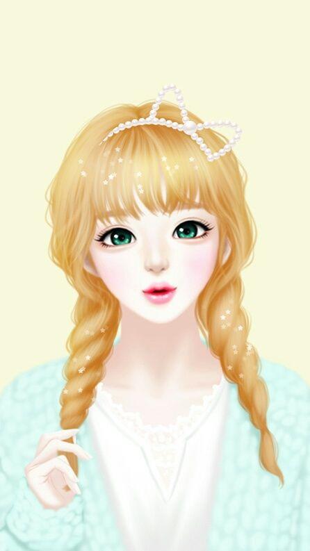 Sexy Cartoon Girl  Download Free Vector Art Stock
