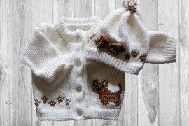 Dog Baby Sweater