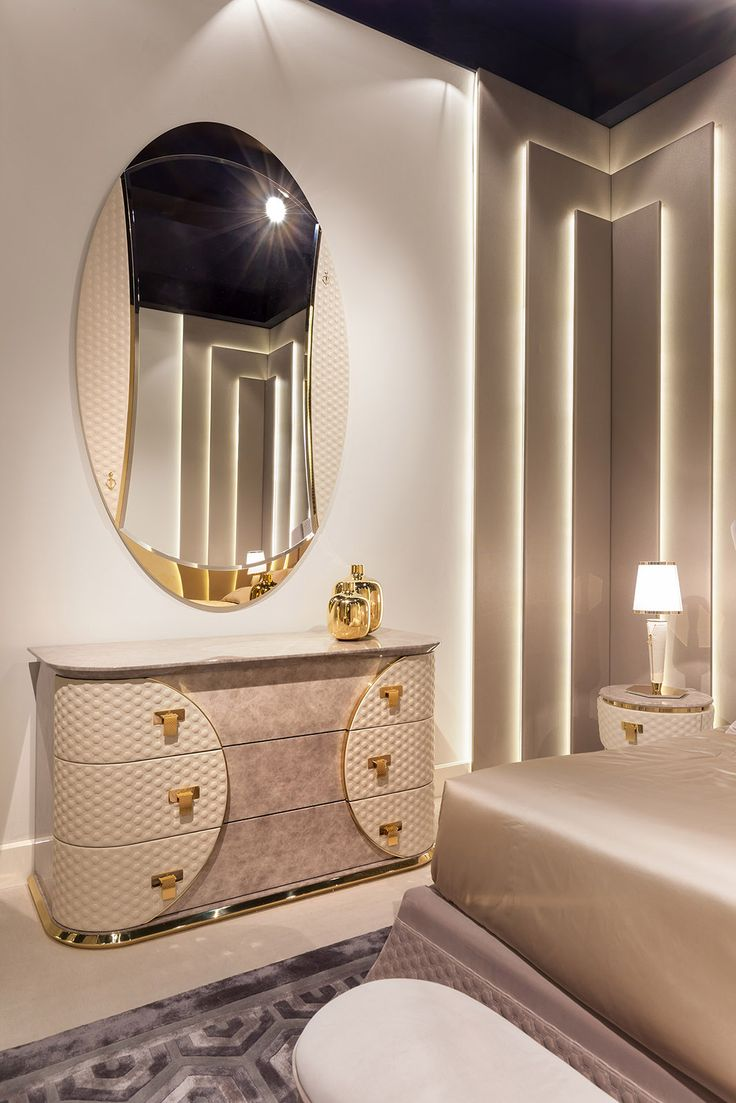 Vogue Bedroom www.turri.it Italian luxury sideboard