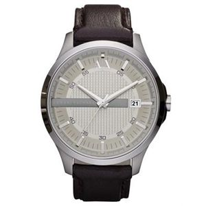 Armani Exchange - Smart - Watches Brown