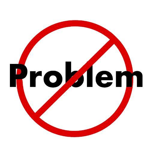 No Problem T-Shirt (Unisex) | Dobrador Shopateria