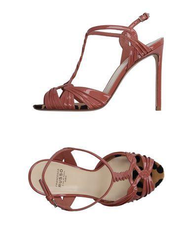 FRANCESCO RUSSO Sandals. #francescorusso #shoes #sandalen