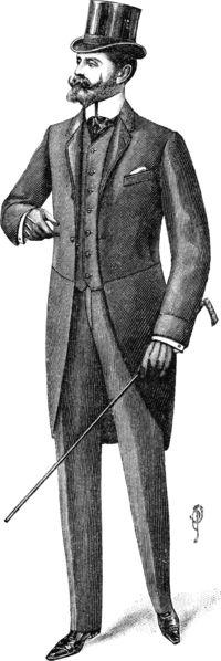 Vestuário - História da Moda.: Século XIX - Parte 3: Moda na Belle Époque e Era Eduardiana
