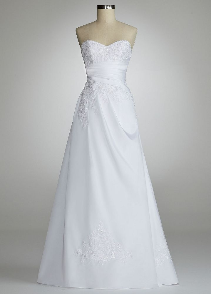 17 best images about david 39 s bridal dresses on pinterest for Wedding dress david bridal