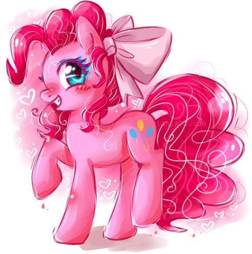 Here's one of pinkie pie! :)
