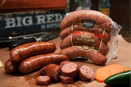 Get #Dad Premium Smoked Sausage from @SouthsideBBQ for #Christmas  Tastier than a tie!