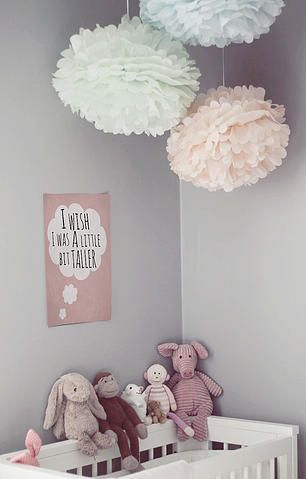Giant hanging puffies. Wiho Design | INSPO