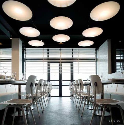 amsterdam: nevy restaurant | the style files