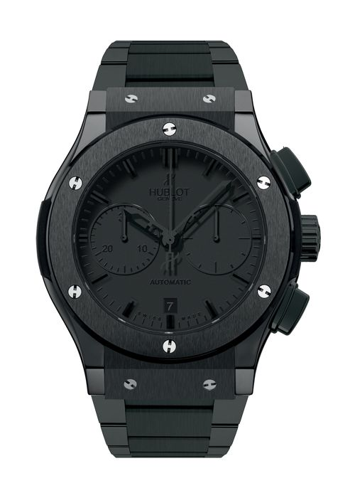 Hublot All Black Classic
