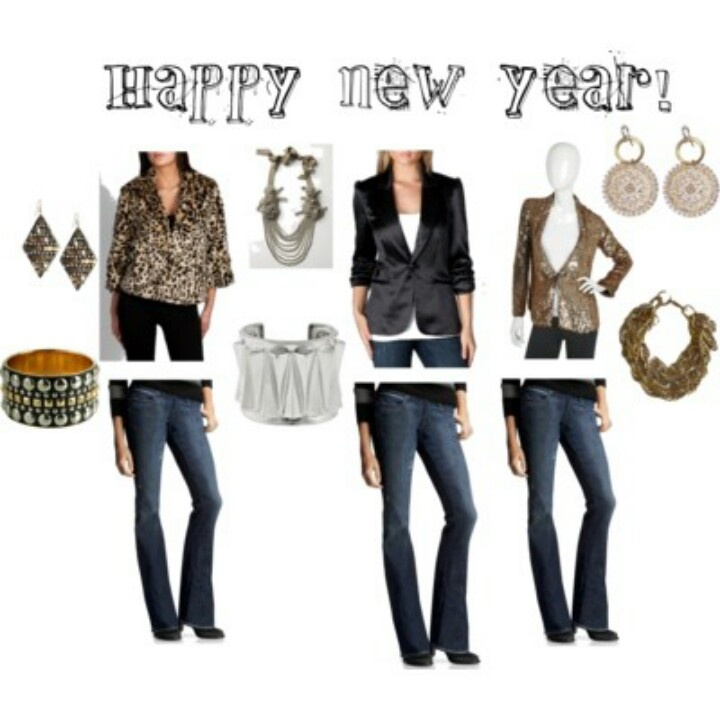 New year's outfit ideas