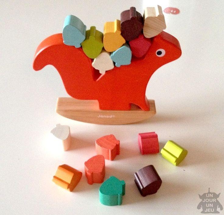 Les 25 meilleures id es de la cat gorie jouets en bois sur for Cuisine en bois janod