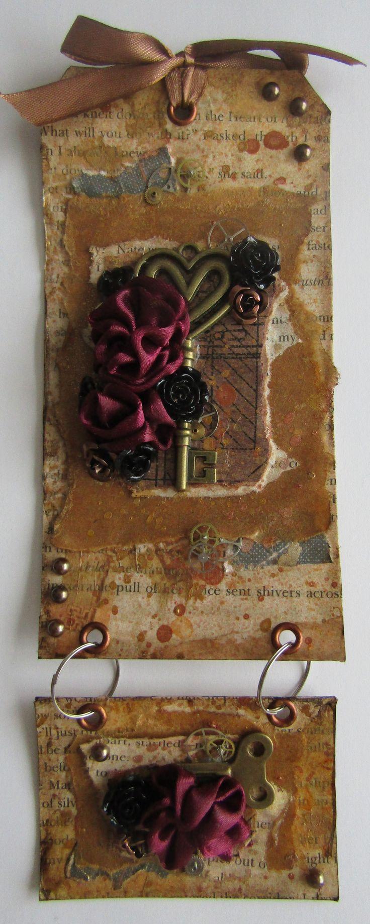 Tag made using items craft box #GemmaHynes #Handmadegifttags