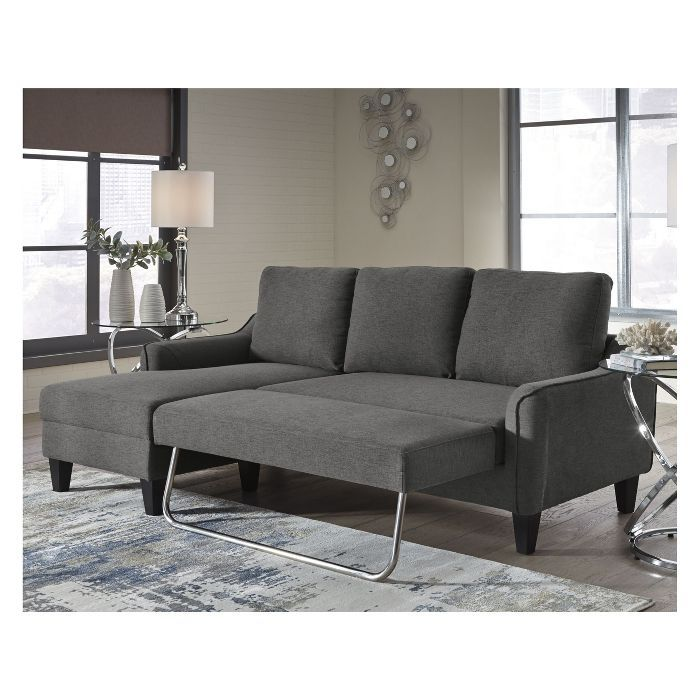 Jarreau Sofa Chaise Sleeper Gray Signature Design By Ashley Target Ashley Furniture Sofas Chaise Sofa Ashley Furniture