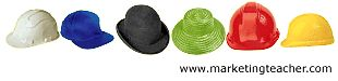 The six thinking hats is a method for doing one sort of thinking at a time. Instead of trying to do everything at once, we wear only one hat at a time.