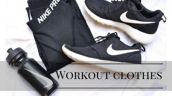 Mystery Girl: Wishlist: Workout Edition