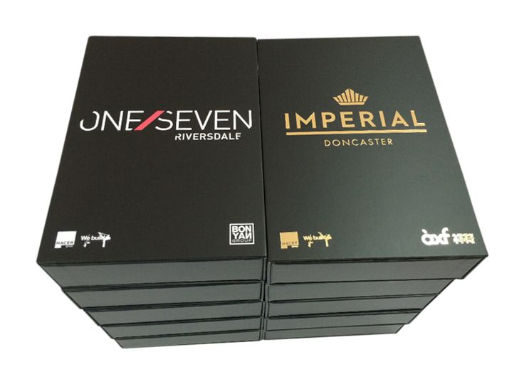 14 best media kit boxes images on pinterest packaging media kit rigid box with sleeve matte black marketing box with branding reheart Choice Image
