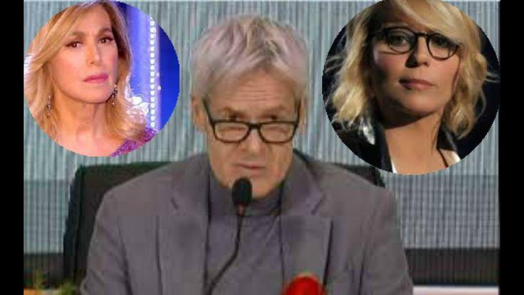 """Claudio Baglioni contro le""""Regine di Mediaset"""".Ecco cosa ha dichiarato."""