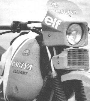 1985 Cagiva Ligier 650