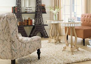 MG Decor: How chic & unique is this Eiffel Bookshelf, adore! #decor #bookshelf #paris