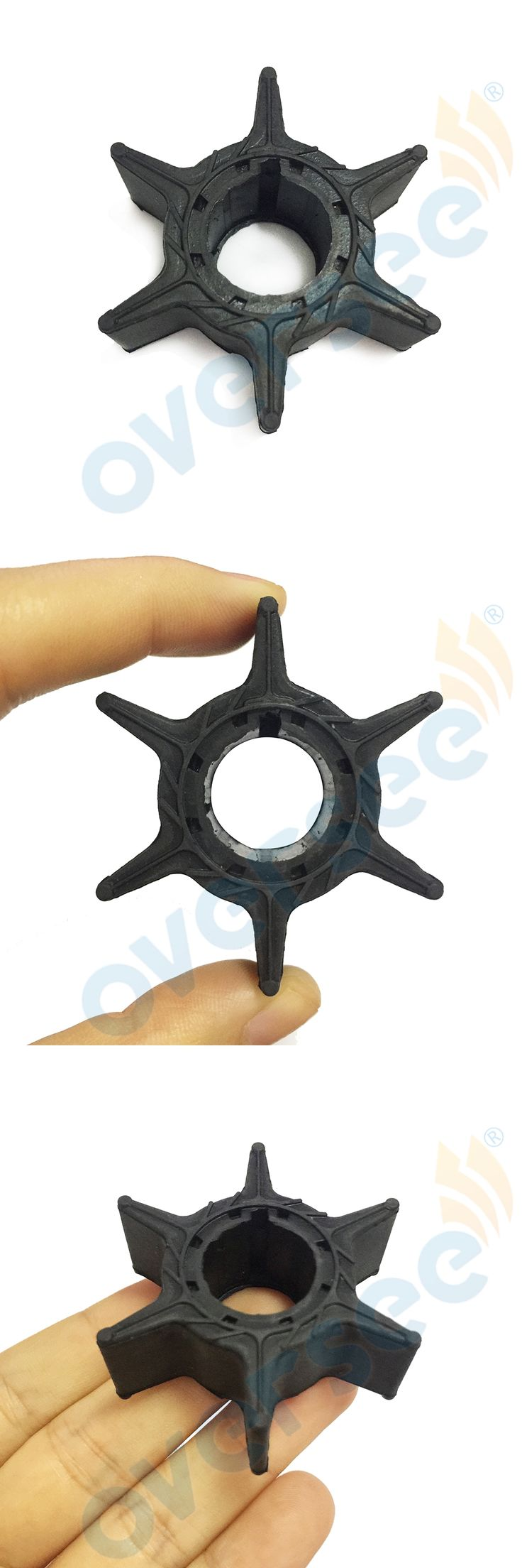 6H3-44352 Impeller for Yamaha 40-70HP Outboard Engine 48-60HP Boat Motor Aftermarket Parts 6H3-44352-00