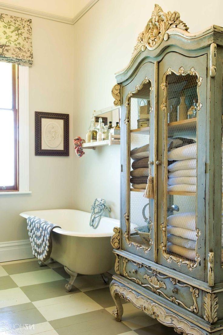 Shabby Chic Wand 15+ weiss shabby chic wand spiegel | spiegel in 2018 | pinterest